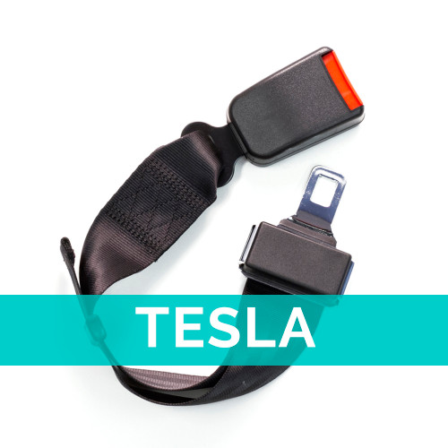 Tesla Car Seat Belt Extender