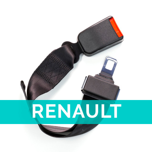 Renault Seat Belt Extender