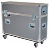"""JEL-PDP50T1: Compact ATA Shipping Case for 50""""-55"""" Monitor"""