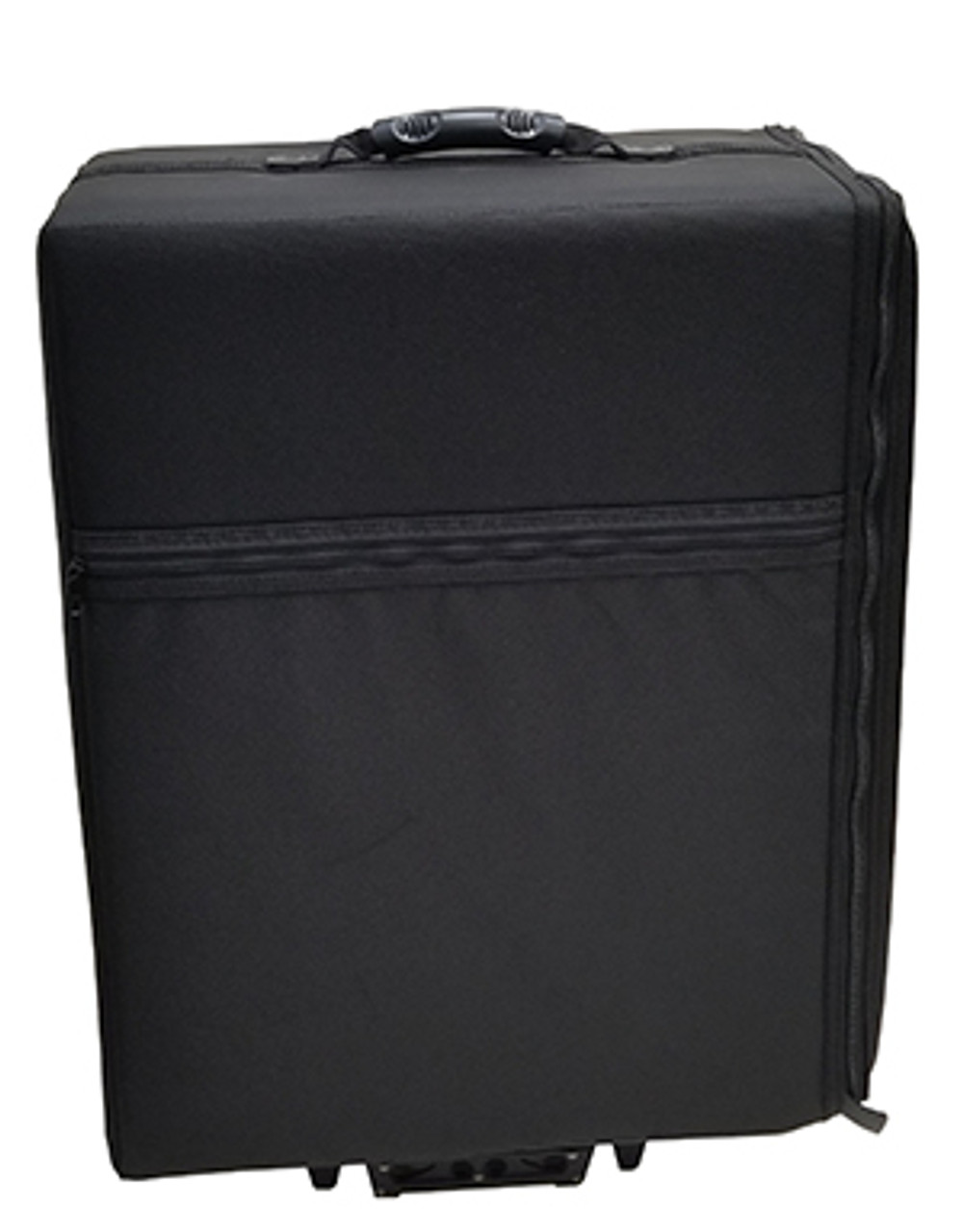 JEL-2319W: Padded Hard Side Wheeled Projector Case