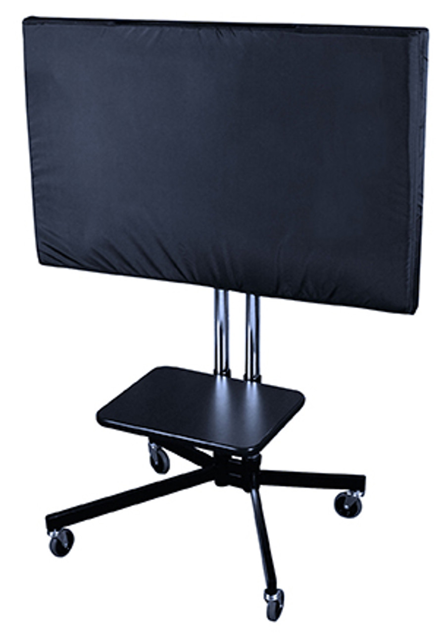 """Custom Padded Covers for Large Displays Over 65"""""""