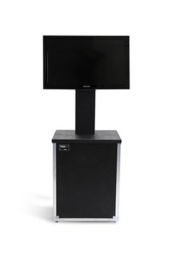 """ELU-32MK: RotoLift™ Mini Kiosk for 26""""- 32"""" Flat Screen"""