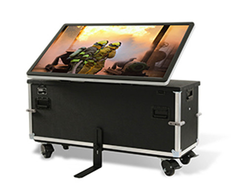 """ELM-55T: EZ-LIFT® Interactive Touch Table for 50"""" - 55"""" Flat Screen"""