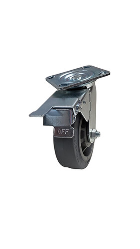 """WHL-6: EZ-LIFT Upgrade to 6"""" Locking Casters"""
