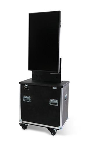 """ELU-50R: RotoLift™ Lift Case for 50"""" - 55"""" Flat Screen"""