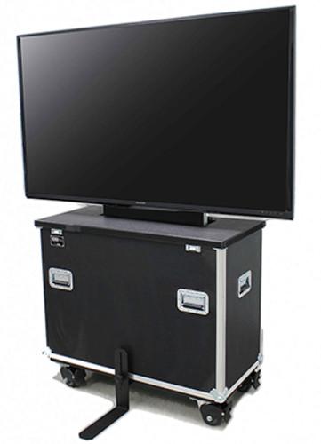 """ELU-70R: RotoLift™ Lift Case for 65"""" - 70"""" Flat Screen"""