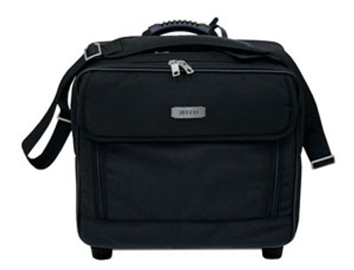 JEL-3325ER: Executive Roller Bag for projector and laptop