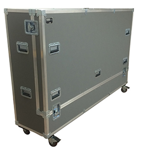 """JEL-FPE80: ATA Shipping Case for 80"""" Display"""
