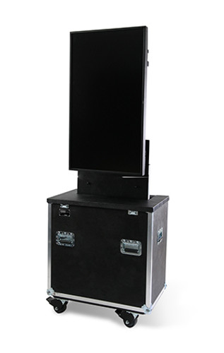 "ELU-56R: RotoLift™ Lift Case for 55"" - 60"" Flat Screen"