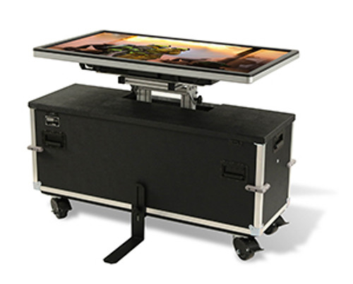 "ELM-55T: EZ-LIFT® Interactive Touch Table for 50"" - 55"" Flat Screen"