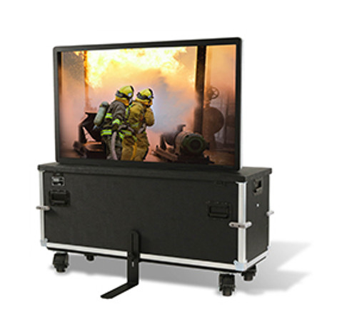 "ELM-46T: EZ-LIFT® Interactive Touch Table for 40"" - 49"" Flat Screen"