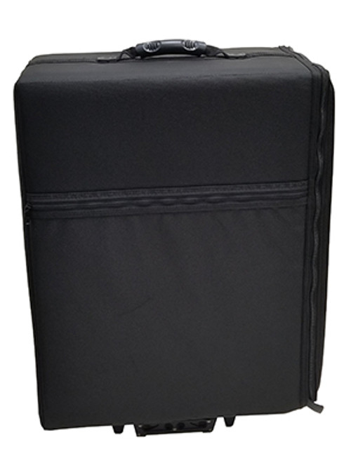 JEL-2319W: Padded Hard Side Wheeled Projector Case