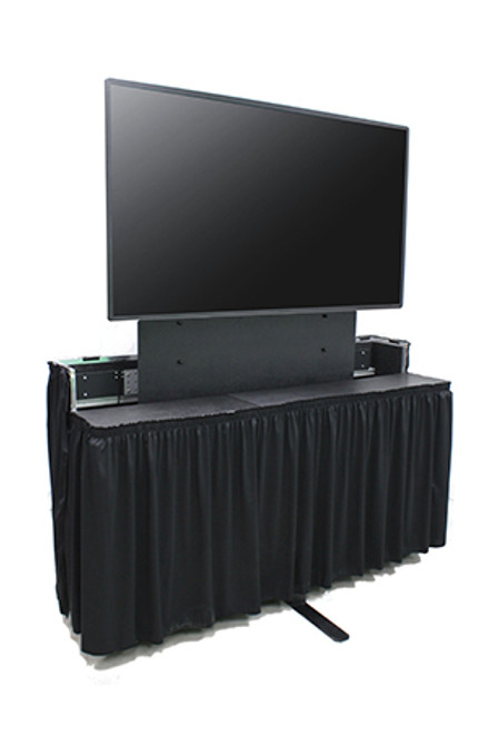 "EL-80: EZ-LIFT® TV Lift Case for 80""-90"" Flat Screen"