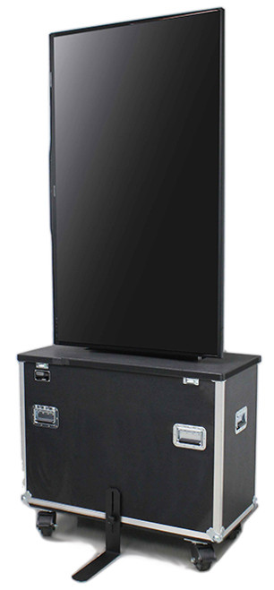 "ELU-70R: RotoLift™ Lift Case for 65"" - 70"" Flat Screen"