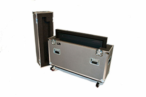 "JEL-PDP70T1: Compact ATA Shipping Case for 65""-70"" Monitor"
