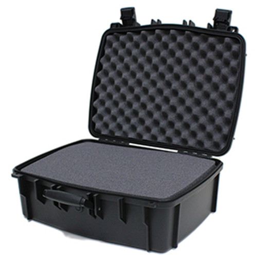 JEL-13186MF: Rugged Carry Case with DIY Customizable Foam