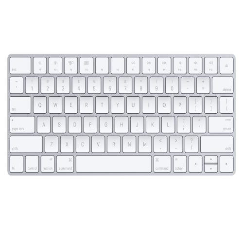 APPLE MAGIC KEYBOARD RECHARGEABLE WITH LIGHTNING PORT
