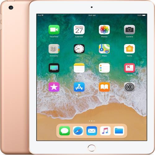 Apple - iPad 6 - Wi-Fi - 32GB - SPACEGRAY - 9.7'