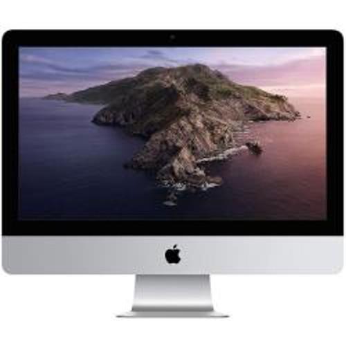 "Apple iMac 4K 2019 - Silver - Core i5 3.0GHz - 16GB - 512GB - 21.5"""