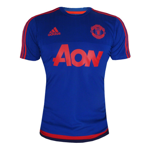 hot sale online ee367 ab47e Manchester United FC Training Jersey