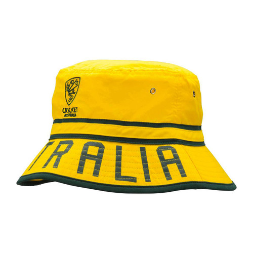 6235db25b54a7 Cricket Australia Supporter Bucket Hat
