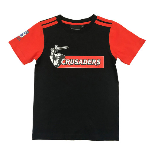 Canterbury Crusaders Supporter T-Shirt - Kids / Youth
