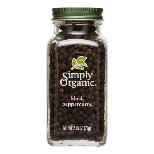 Whole Peppercorns Organic