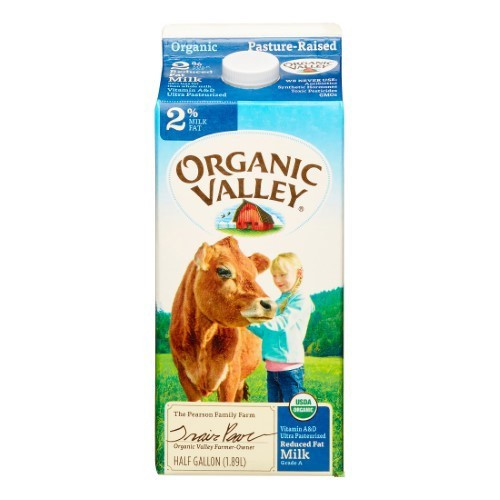 Reduced Fat Milk ORG