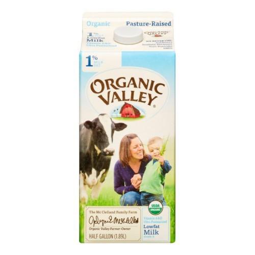 Low Fat Milk ORG