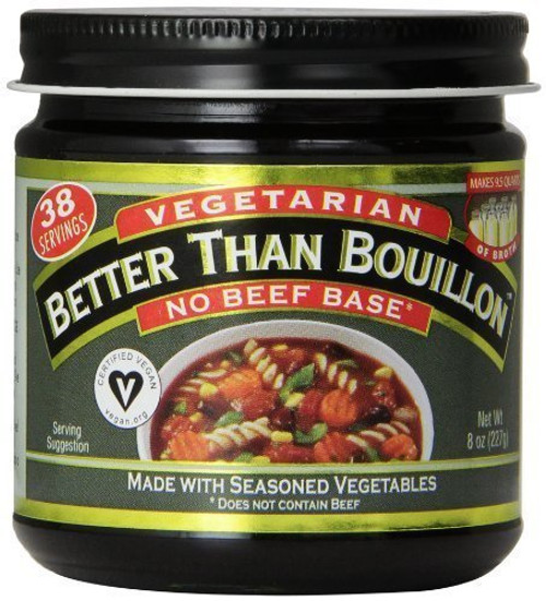 Meatless Beef-stye Soup Base (Vegan/Vegetarian)