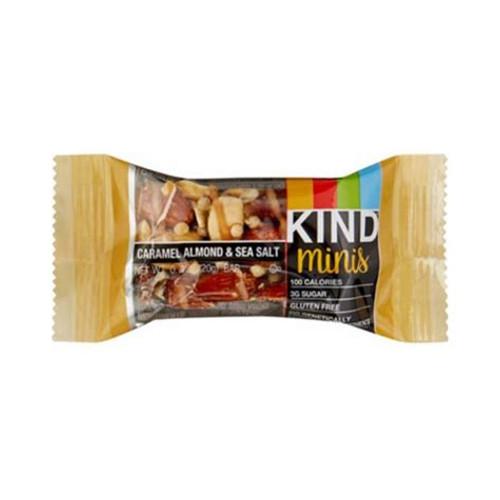 Caramel Almond & Sea Salt Mini KIND Bar