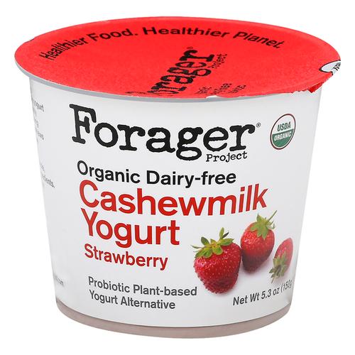 Strawberry Cashew Milk Yogurt ORG