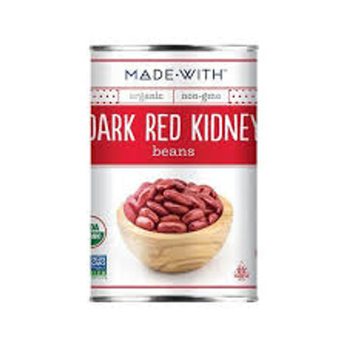 Dark Red Kidney Beans ORG