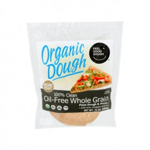 Oil Free Whole Grain Dough