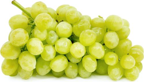 Green Seedless Grapes (Organic)