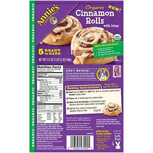 Cinnamon Rolls ORG