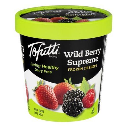 Dairy Free Wild Berry Supreme Frozen Dessert