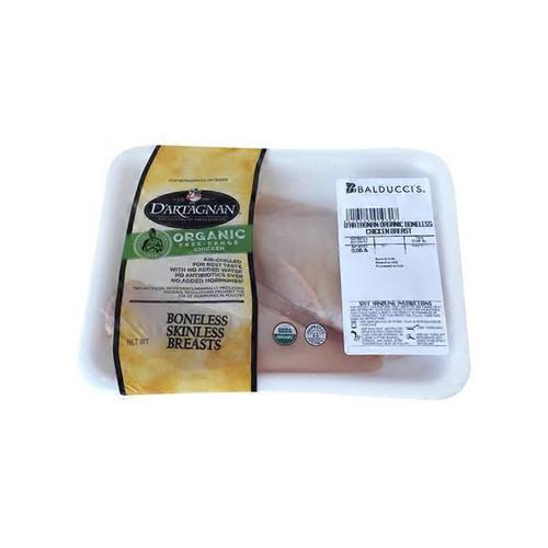 Boneless Skinless Chicken Breasts (LB)