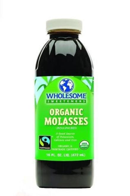 Organic Unsulphured Molasses