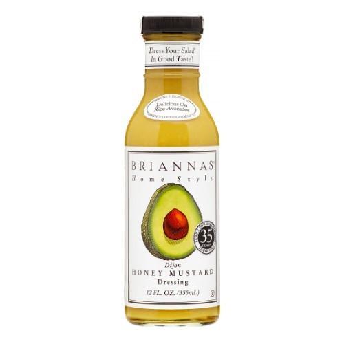 Dijon Honey Mustard Dressing