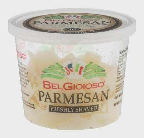 Fresh Shaved Parmesan Cheese