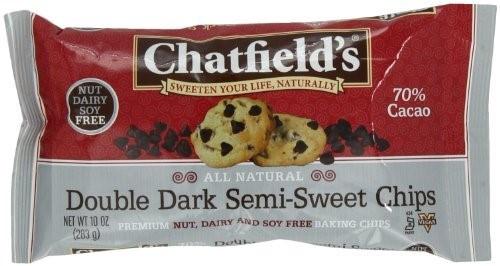 Chatfields - Double Dark Semi-Sweet Chocolate Chips 10.00 Oz