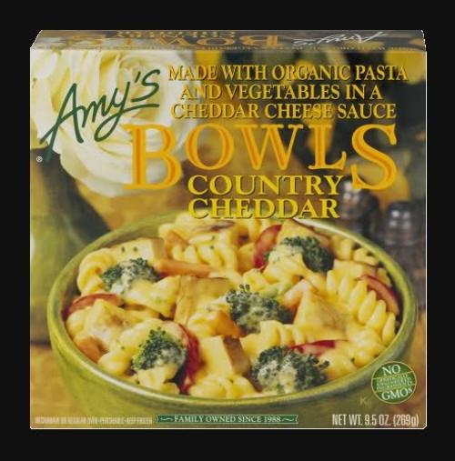 Country Cheddar Bowls
