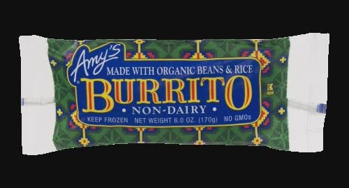 Made With Organic Beans & Rice