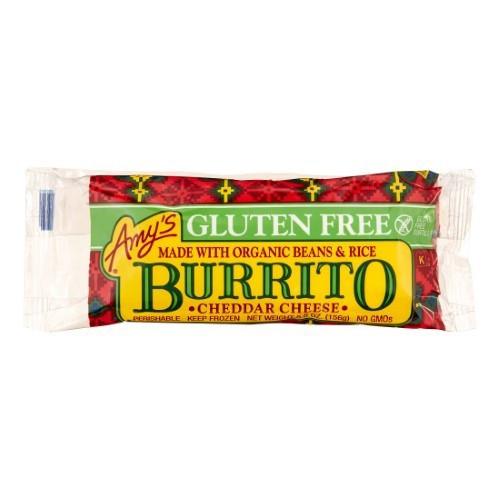 Made With Organic Beans & Rice Burrito