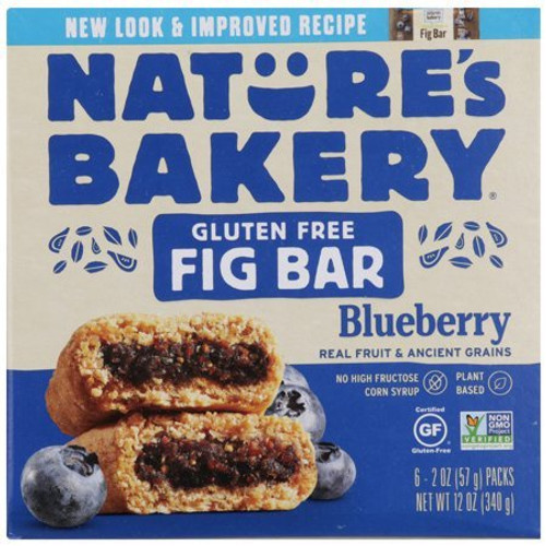 Blueberry Fig Bar, Blueberry