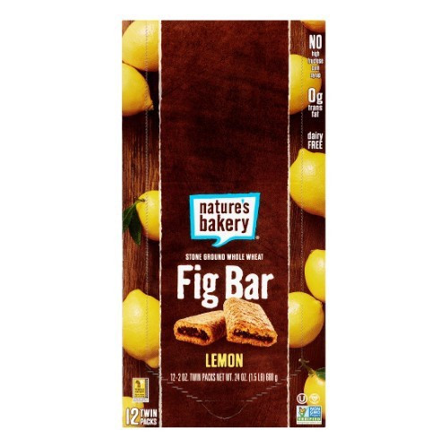 Fig Bar, Lemon