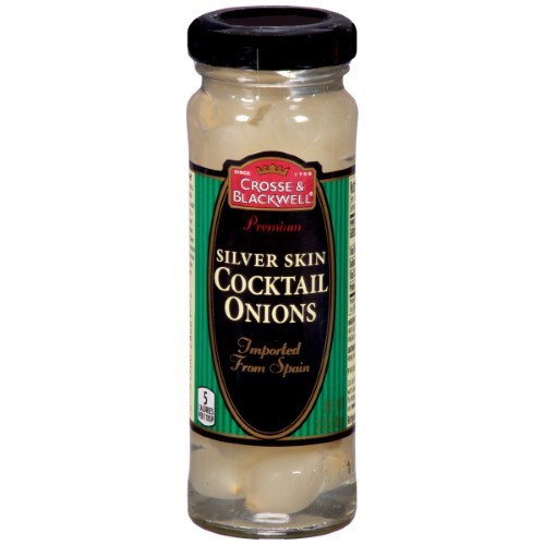 Crosse & Blackwell - Silver Skin Cocktail Onions 3.00 Oz