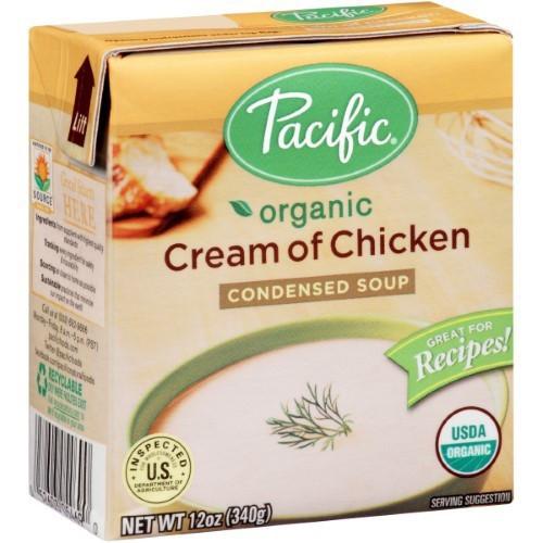 Cream Of Chicken Soup ORG