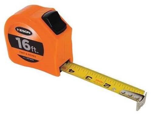 Steel Tape Measure, 16'
